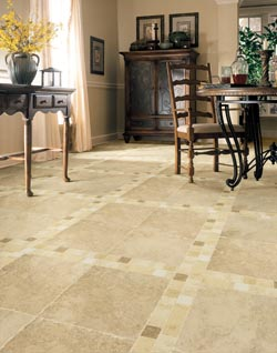 Ceramic Tile Flooring in Irvine, CA